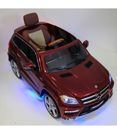 Детский электромобиль RiverToys MERCEDES BENZ A999AA Cherry | Купить, цена, отзывы