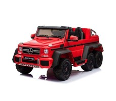 Электромобиль Mercedes-Benz G63-AMG 4WD A006AA Red