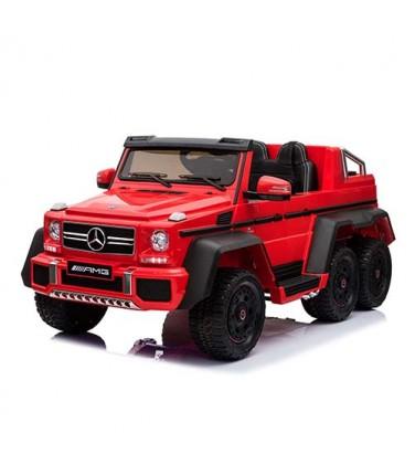 Электромобиль Mercedes-Benz G63-AMG 4WD A006AA Red | Купить, цена, отзывы