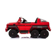 фото Электромобиль Mercedes-Benz G63-AMG 4WD A006AA Red
