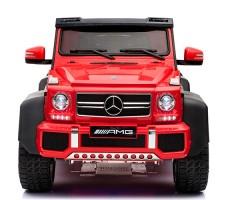 Электромобиль Mercedes-Benz G63-AMG 4WD A006AA Red