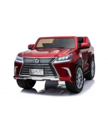 Детский электромобиль Toyland Lexus LX570 Red | Купить, цена, отзывы