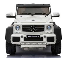 Электромобиль Mercedes-Benz G63-AMG 4WD A006AA White
