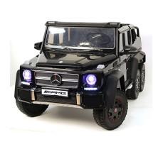 Электромобиль Mercedes-Benz G63-AMG 4WD X555XX Black
