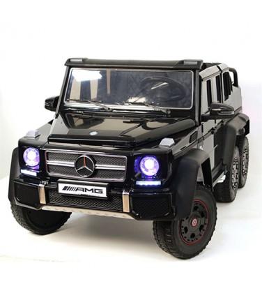 Электромобиль Mercedes-Benz G63-AMG 4WD X555XX Black | Купить, цена, отзывы