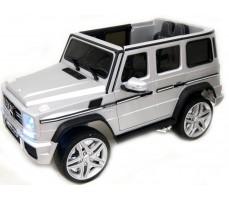 Электромобиль Mercedes-Benz-G65-AMG 4WD Silver
