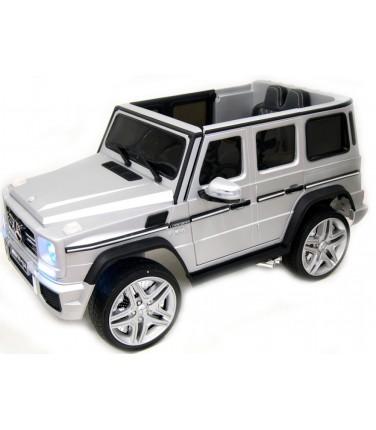 Электромобиль Mercedes-Benz-G65-AMG 4WD Silver| Купить, цена, отзывы