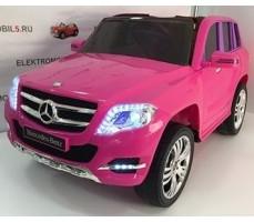 Электромобиль Mercedes-Benz GLK300 Pink