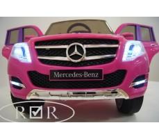 Фото бампера электромобиля Mercedes-Benz GLK300 Pink