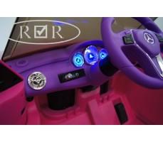 Фото аудиосистемы электромобиля Mercedes-Benz GLK300 Pink