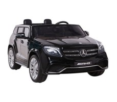 Электромобиль River Toys Mercedes-Benz GLS63 4WD Black