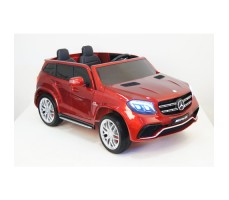 Электромобиль River Toys Mercedes-Benz GLS63 4WD Red