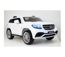Электромобиль River Toys Mercedes-Benz GLS63 4WD White