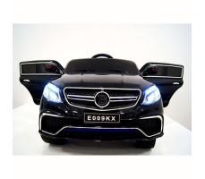 фото Электромобиль Mercedes E009KX Black  спереди
