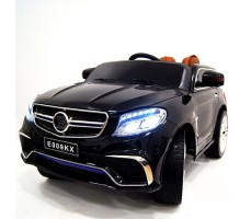 Электромобиль Mercedes E009KX Black