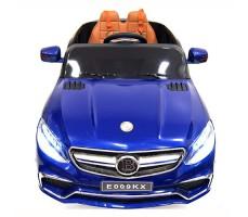 фото электромобиля Mercedes E009KX Blue спереди