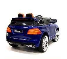 фото электромобиля Mercedes E009KX Blue сзади