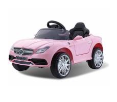 Детский электромобиль RiverToys Mercedes O333OO Pink