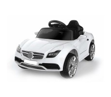 Детский электромобиль RiverToys Mercedes O333OO White