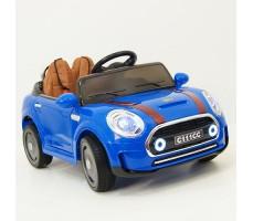 фото детского электромобиля RiverToys Mini Cooper C111CC Blue
