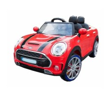 Электромобиль River Toys MiniCooper A222AA Red