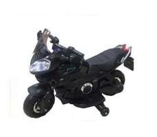 Детский электромотоцикл MOTO E222KX Black
