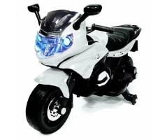 Детский электромотоцикл MOTO E222KX White