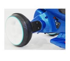 Фото колеса электромобиля Rivertoys MOTO HC-1388 BLUE
