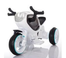 Электромобиль Rivertoys MOTO HC-1388 WHITE