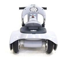 Заднее фото детского электромотоцикла RIVERTOYS MOTO X222XX GREY