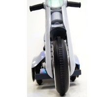 Переднее фото детского электромотоцикла RIVERTOYS MOTO X222XX GREY