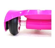 Фото колеса детского электромотоцикла RIVERTOYS MOTO X222XX PINK