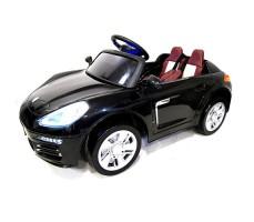 Детский электромобиль RiverToys Porsche E001EE Black