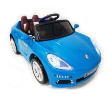 Детский электромобиль RiverToys Porsche E001EE Blue