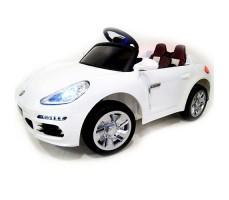 Детский электромобиль RiverToys Porsche E001EE White