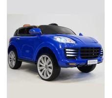 Детский электромобиль RiverToys Porsche E008KX Blue