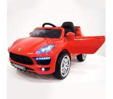 Детский электромобиль RiverToys Porsche Macan O005OO VIP Red