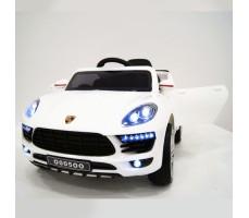 Детский электромобиль RiverToys Porsche Macan O005OO VIP White