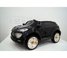 Фото электромобиля Porshe О001ОО VIP-RESTYLING Black вид сбоку