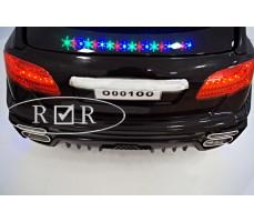 Фото подсветки электромобиля Porshe О001ОО VIP-RESTYLING Black