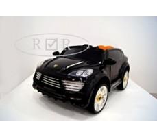 Фото электромобиля Porshe О001ОО VIP-RESTYLING Black вид спереди