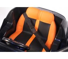 Фото сидений электромобиля Porshe О001ОО VIP-RESTYLING Black