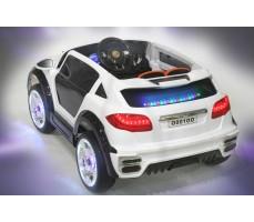 Фото электромобиля Porshe О001ОО VIP-RESTYLING White вид сзади