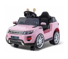 Электромобиль-ходунки Rivertoys Range O444OO Pink