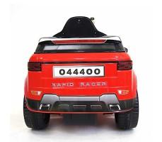 фото электромобиля-ходунков Rivertoys Range O444OO Red сзади