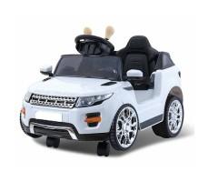 Электромобиль-ходунки Rivertoys Range O444OO White