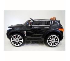 фото детского электромобиля Range Rover Sport E999KX Black сбоку