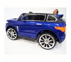 фото детского электромобиля Range Rover Sport E999KX Blue сбоку