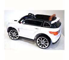 фото детского электромобиля Range Rover Sport E999KX White сбоку
