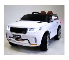 Детский электромобиль Range Rover Sport E999KX White